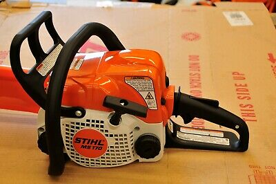 NEW STIHL MS 170 Chainsaw with a 16