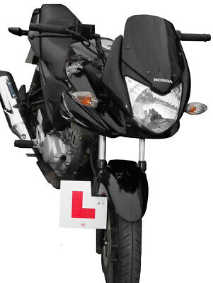 L Plates / Learner Plates / Rigid / 2 x L Plates With Pre Drilled Holes