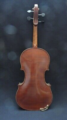Geige / Violine 4/4, W. Ed. Voigt jr. / Markneukirchen, antique violin 4/4