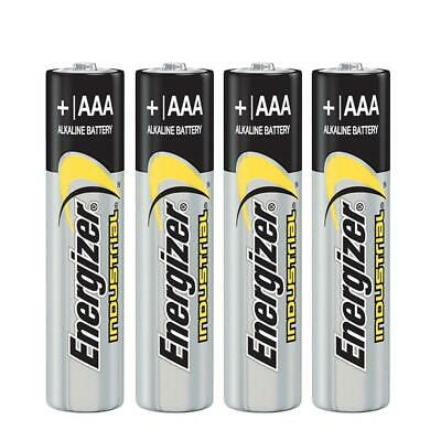 12 x Energizer LR03 Industrial AAA Battery 1.5 V Alkaline Batteries Genuine 2027
