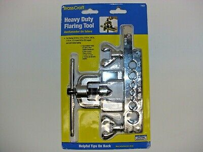BrassCraft 5 3/16-in to 5/8-in OD Flaring Tool  Process Quick Stainless Steel