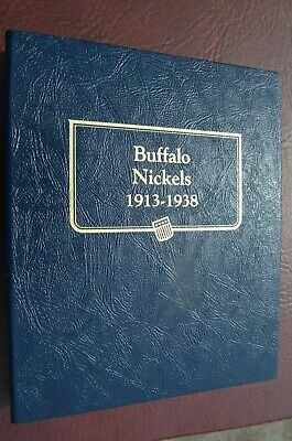 Complete Buffalo nickels collection 1913-1938...no acid treated coins