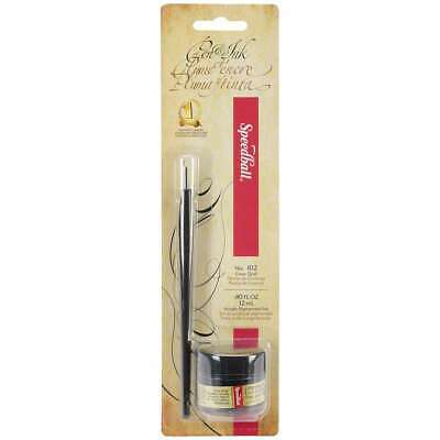 Speedball Calligraphy Pen & Ink Set   651032941559