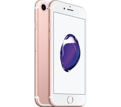 Apple iPhone 7 (4.7 inch) 32GB 12MP Mobile Phone (Rose Gold)