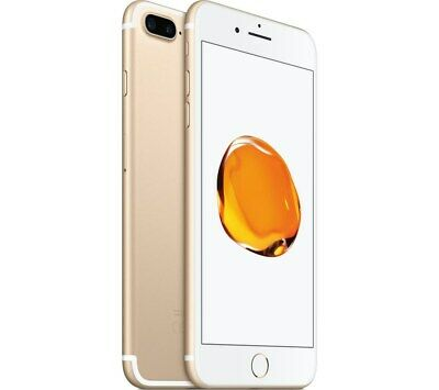 Apple iPhone 7 Plus (5.5 inch) 32GB 12MP Mobile Phone (Gold)