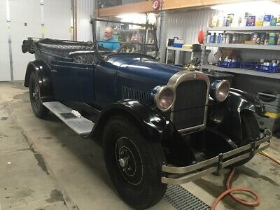 1926 Dodge Other  1926 dodge brothers touring convertible