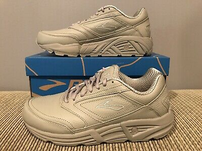 7861676efcd1 NEW IN BOX Brooks Addiction Walker Mens Running Shoes US 8.5 EEEE 4E ...
