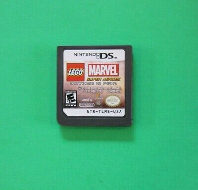 LEGO Marvel Super Heroes - Universe in Peril - Nintendo 3DS - Game Only