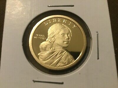2019 S Proof Sacagawea Native American Dollar-Gem Proof-IN STOCK