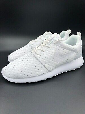 9a4ea9923c978 NIKE ROSHE ONE SE SPECIAL EDITION Men s Shoe 844687-100 White White ...