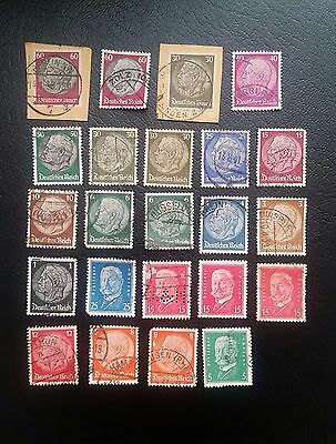 Germany, Classic Stamp Collection Reich Bundespost, Early, Mixed Condition Lot
