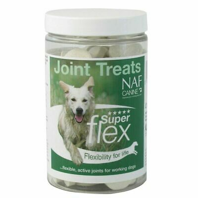 NAF Canine Superflex Joint Treats - 90 pack -  Working dog Supplements