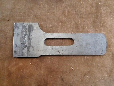 Iron Blade Cutter WARDS MASTER Rabbet Plane made by Stanley (L208)
