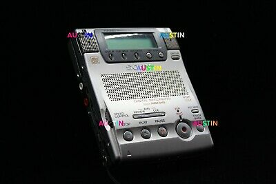 Sony Mz B100 With Built In Microphone Md  Minidisc Recorder