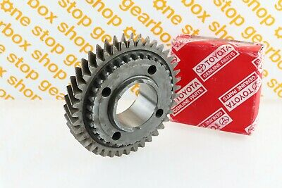 Original Toyota Corolla/Avensis 5th Gear 40 Dents 3 Pièces Synchronisation -