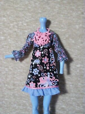 Monster High Doll Clothes, Replacement - Viperine Gorgon, Frights,Camera,Action!