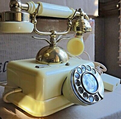 Vintage Art deco phone French styled Western Electric 102 202 302 for Sony A7R3