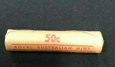 1969 1c COIN MINT ROLL - one Cent-   Royal Australian Mint-  H/T