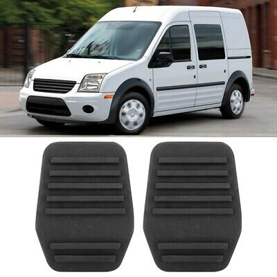 6789917 Pair of Brake Rubber Clutch Pedal Cover Pad for Ford Transit Cougar