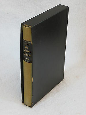John Bunyan THE PILGRIM'S PROGRESS Limited Editions Club 1941 Slipcase