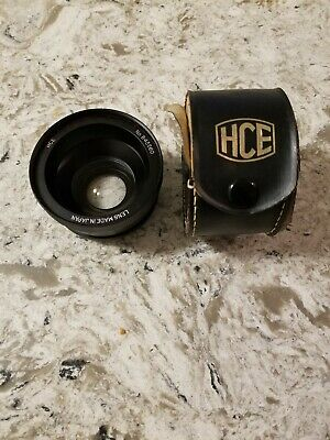 HCE Vari-Close-Up Auxiliary Lens - 55mm Tiffen Adapter Ring Series 7 - with Case