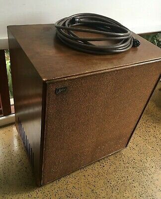 Vintage Leslie speaker (Model 110) and 30' cable