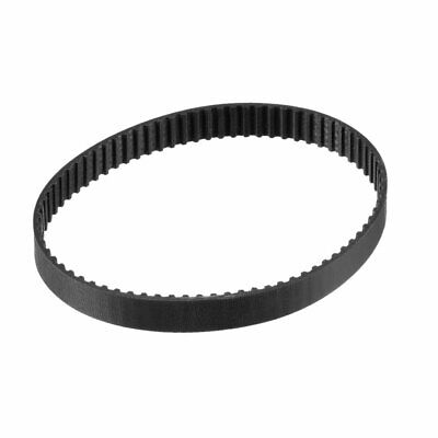 44-125MXL Rubber Timing Belt Synchronous Closed Loop Timing Belt Pulleys 6-10mm