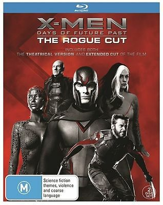 X-Men - Days Of Future Past : The Rogue Cut : NEW Blu-Ray