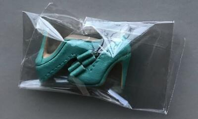 "12"" East 59th~Turquoise Sparkler Evelyn Weaverton Shoes Purse & Gloves~LE 500"