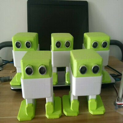 OTTO DIY Arduino Nano RC Robot Open Source Obstacle Avoidance 3D Printed Toy
