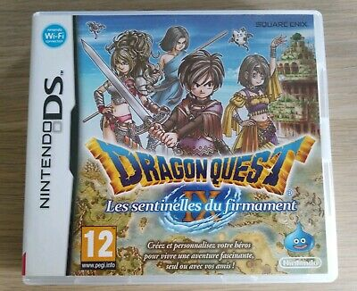 Dragon Quest IX - Les Sentinelles Du Firmament - NINTENDO DS