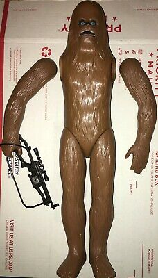 Star Wars Vintage Chewbacca 12 Inch Figure Detached Arms