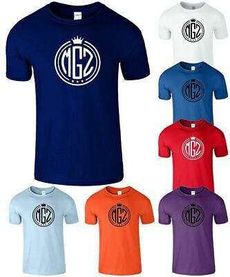 Morgz Kids T-Shirt Gaming Gamer Youtube Team MGZ Boys Girls Top Tee Tshirt