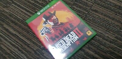 Red Dead Redemption II Xbox One Game (62318/10)