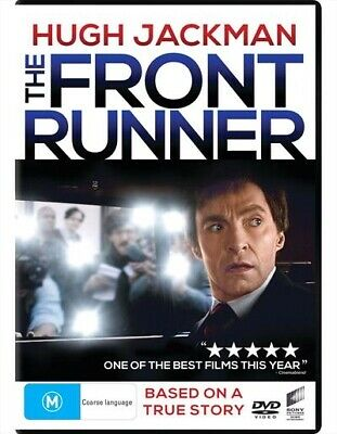 The Front Runner (DVD, 2019) NEW