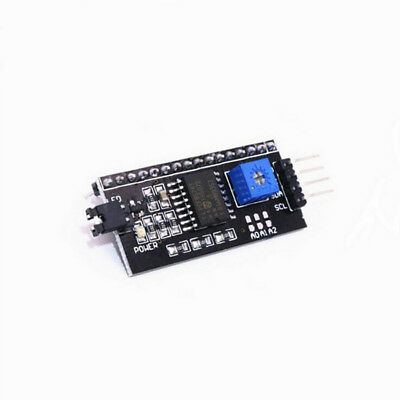 IIC/I2C/TWI/SP​​I Serial Interface Board Module for Arduino 1602 2004 Display LJ