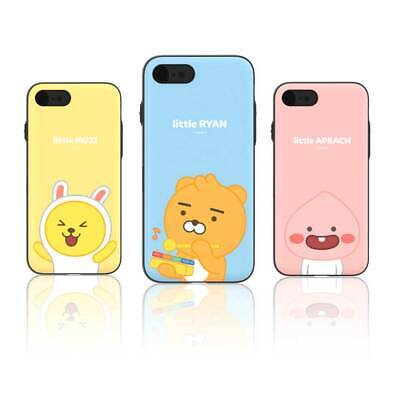 Cover Skin Protection Kakao Little Friends Door Bumper For Apple iPhone Case