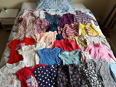 Girls clothes bundle 2-3 years 26 items
