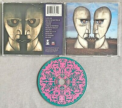 PINK FLOYD - THE DIVISION BELL * * 1994 CD Album