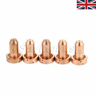 UK 9-8210 Plasma Cutter Torch Nozzles Tip 60A for SL60 SL100 Consumable Part 5PK
