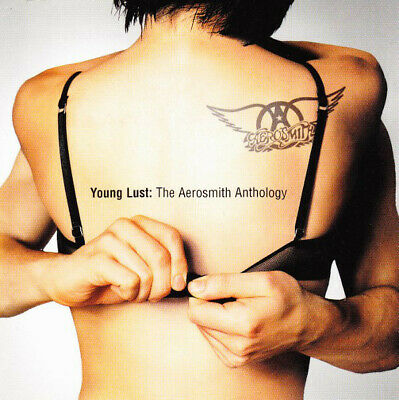 Young Lust The Aerosmith Anthology 34 Trk 2 CD Album Greatest Hits Very Best Of