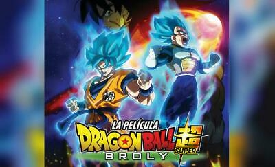 Dragon Ball Super Broly - Estreno 2019 Hd Latino