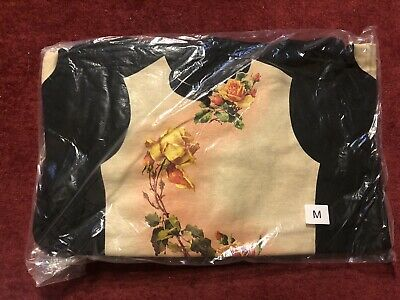100% authentic Supreme PCL Floral Box Logo Hoodie size Large