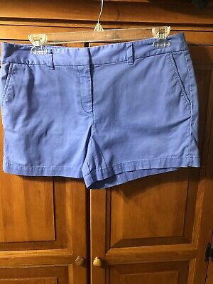 """Ann Taylor LOFT Cotton Shorts with 4"""" Inseam Various Colors and Sizes NWT"""