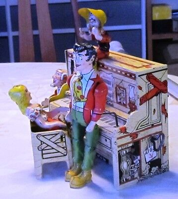 Li`l Abner and his Dogpatch Band  very  rare near mint