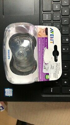 Philips Avent SCF156/01 2x Standard 21mm Soft Silicone Nipple Protectors 0% BPA