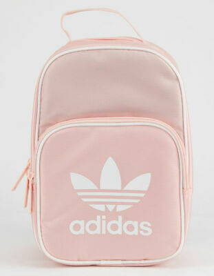 9d60fca059e ADIDAS SANTIAGO LIGHT Pink Insulated Lunch Bag Tote Box Cooler ...