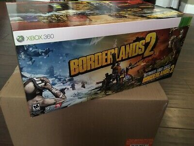 Borderlands 2 Ultimate Loot Chest Edition Xbox 360 BRAND NEW FACTORY SEALED RARE