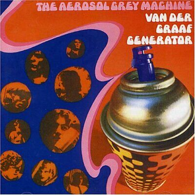 Van Der Graaf Generator-The Aerosol Grey Machine CD NUOVO