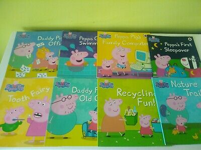 Peppa Pig Book Daddy Pigs Lost Keys With Cd 4 00 Picclick Uk